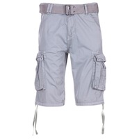 vaatteet Miehet Shortsit / Bermuda-shortsit Schott TR RANGER 30 Grey