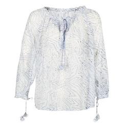 vaatteet Naiset Topit / Puserot See U Soon 7111084 Valkoinen