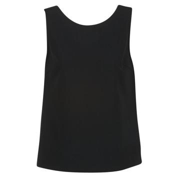 vaatteet Naiset Topit / Puserot See U Soon 7112004 Black