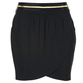 vaatteet Naiset Hame See U Soon 7131136 Black