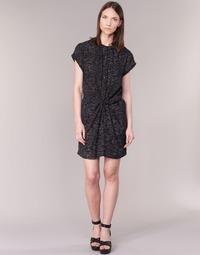 vaatteet Naiset Lyhyt mekko See U Soon 7121114 Black