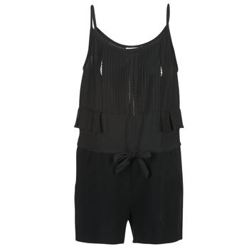 vaatteet Naiset Jumpsuits / Haalarit See U Soon 7191003 Black