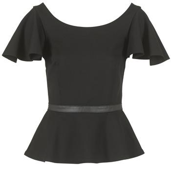 vaatteet Naiset Topit / Puserot Diesel T SONAI Black