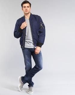 vaatteet Miehet Slim-farkut Diesel AKEE Blue