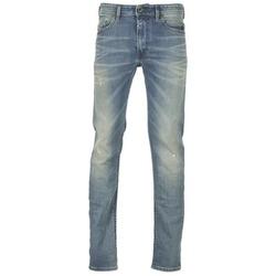 vaatteet Miehet Skinny-farkut Diesel THOMMER Blue