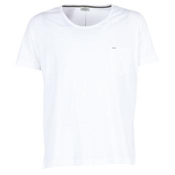vaatteet Miehet Lyhythihainen t-paita Diesel T KRONOX White