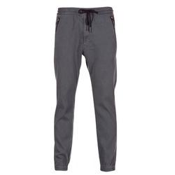vaatteet Miehet 5-taskuiset housut Diesel P BLACK Grey