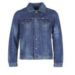 vaatteet Miehet Farkkutakki Diesel NHILL Blue