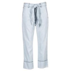 vaatteet Naiset Väljät housut / Haaremihousut Diesel DE JAMA Blue
