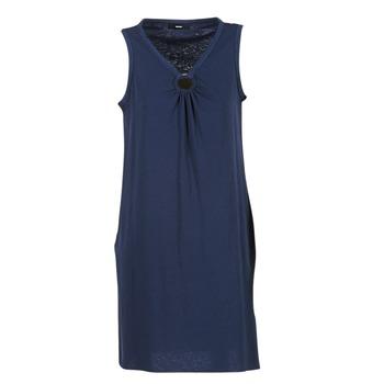 vaatteet Naiset Lyhyt mekko Diesel D ISBEL Laivastonsininen