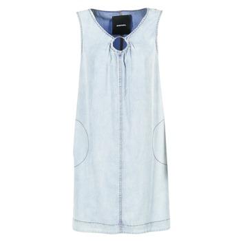 vaatteet Naiset Lyhyt mekko Diesel DE ISBEC Blue