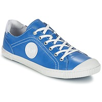 kengät Naiset Matalavartiset tennarit Pataugas BAHER F2C Blue