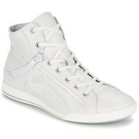 kengät Naiset Korkeavartiset tennarit Pataugas PAZ/N F2C White