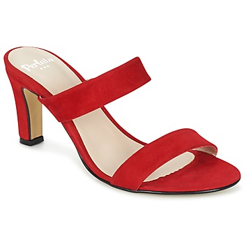 kengät Naiset Sandaalit ja avokkaat Perlato ADINILE Red