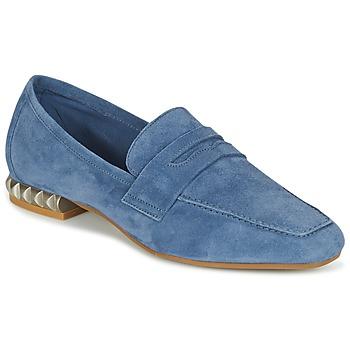 kengät Naiset Mokkasiinit Perlato KAMINA Blue