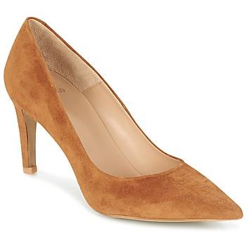 kengät Naiset Korkokengät Perlato REVOUTE CAMEL