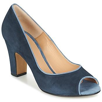 kengät Naiset Korkokengät Perlato CHEFINE Blue