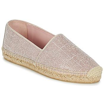 kengät Naiset Espadrillot Pretty Ballerinas GALASSIA Pink