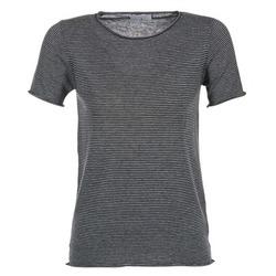 vaatteet Naiset Lyhythihainen t-paita Casual Attitude GENIUS Laivastonsininen