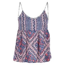 vaatteet Naiset Topit / Puserot Pepe jeans MERY Blue / Pink