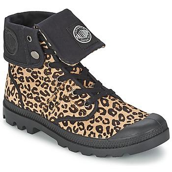 kengät Naiset Bootsit Palladium BAGGY PN Leopardi