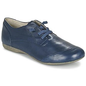 kengät Naiset Derby-kengät Josef Seibel FIONA 01 Blue