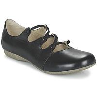 kengät Naiset Balleriinat Josef Seibel FIONA 04 Black