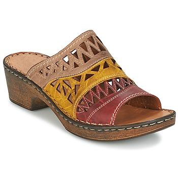 kengät Naiset Sandaalit Josef Seibel REBECCA 43 Multicolour