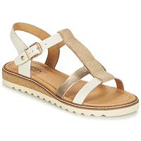 kengät Naiset Sandaalit ja avokkaat Pikolinos ALCUDIA W1L Silver