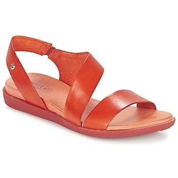 kengät Naiset Sandaalit ja avokkaat Pikolinos ANTILLAS W0H Red