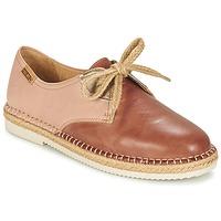 kengät Naiset Derby-kengät Pikolinos CADAMUNT W3K Brown