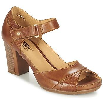 kengät Naiset Sandaalit ja avokkaat Pikolinos JAVA W0K Brown