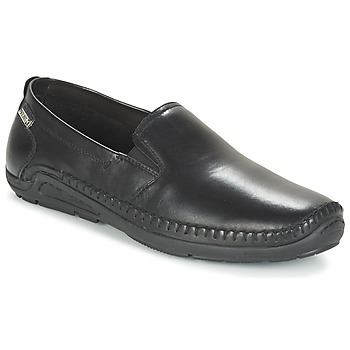 kengät Miehet Mokkasiinit Pikolinos AZORES 06H Black