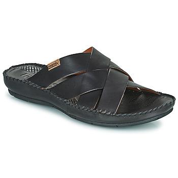 kengät Miehet Sandaalit Pikolinos TARIFA 06J Black