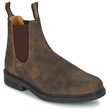 kengät Bootsit Blundstone COMFORT DRESS BOOT Brown