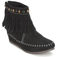 kengät Naiset Bootsit Les Tropéziennes par M Belarbi BOLIVIE Black
