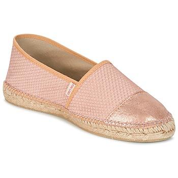 kengät Naiset Espadrillot Pare Gabia VP PREMIUM Pink