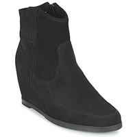 kengät Naiset Nilkkurit Myma PERFONOIR Black