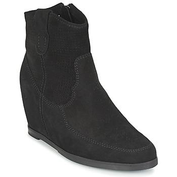 kengät Naiset Nilkkurit Myma PERFONOIR Musta
