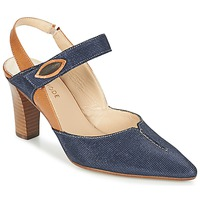 kengät Naiset Korkokengät France Mode PASTEL SE TA Brown / Blue