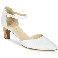 kengät Naiset Korkokengät France Mode LAURIC SE TA White