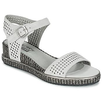kengät Naiset Sandaalit ja avokkaat Mam'Zelle SELDA Grey