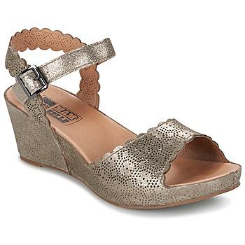 kengät Naiset Sandaalit ja avokkaat Mam'Zelle DOUGA Silver