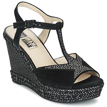 kengät Naiset Sandaalit ja avokkaat Mam'Zelle IMELA Black