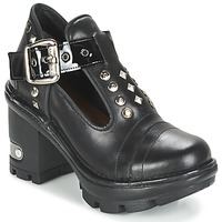 kengät Naiset Nilkkurit New Rock DEZDO Black