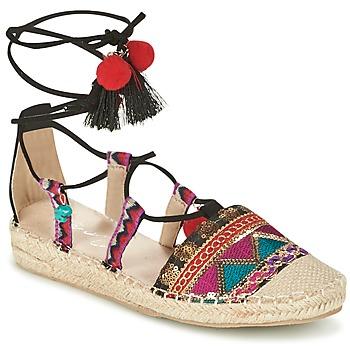 kengät Naiset Espadrillot Coolway BAMBURI Multicolour