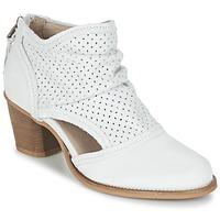 kengät Naiset Nilkkurit Dkode BAHAL White