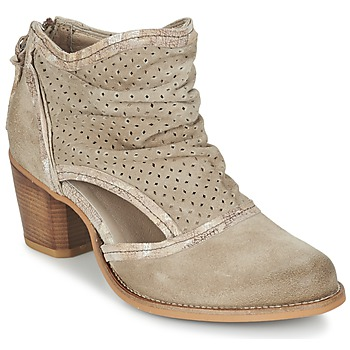 kengät Naiset Nilkkurit Dkode BAHAL TAUPE