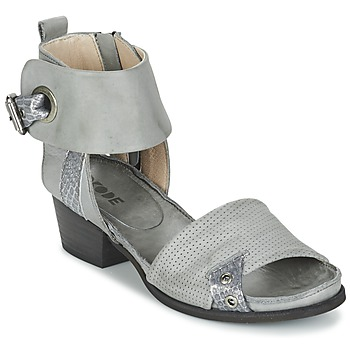 kengät Naiset Sandaalit ja avokkaat Dkode REECE Grey / Silver