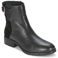 kengät Naiset Bootsit Marc O'Polo GABRIELLE Black